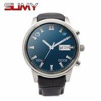 Slimy X5 Plus SIM Smart Watch Android 5 1 OS 1GB 16GB WIFI 3G GPS Heart