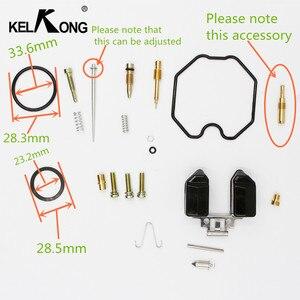 Image 3 - KELKONG Straddle Type Motorcycle Keihin Carburetor PZ 26/27/30 Repair Kits CG 125/150/250 Carb (normal configuration)