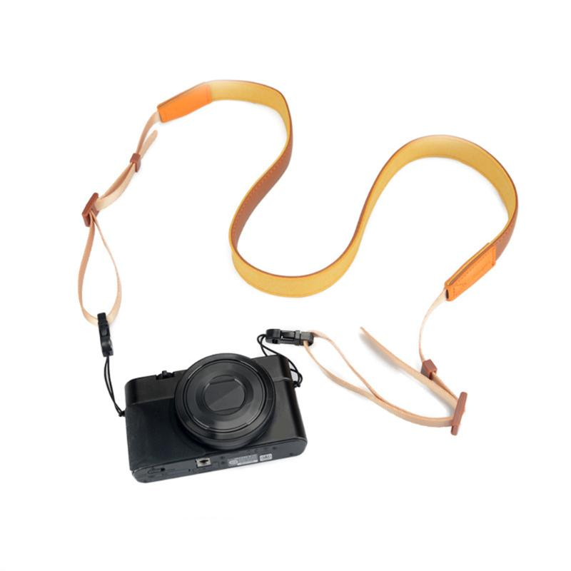 Newest Micro Single Camera Shoulder Strap Neck Strap for Canon Nikon Sony Pentax SLR DSLR Camera Accessories