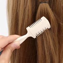 Comb Hair-Cutting Home-Hairdresser Trimmer Razor-Blade Makeup-Tool Thinning-Bangs Long-Hair