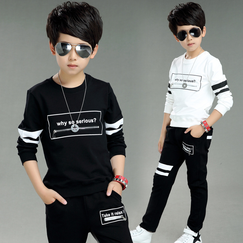 5965bb20945a Cute Boy Clothes Set Kids Sport Suit Tracksuit for Boy Designer Child  Tracksuits for Boys Clothes Sets Sport Child Spring-in Clothing Sets from  Mother ...