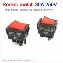 5 шт. кулисный переключатель 30A 250V Высокая мощность большой ток специально для сварочного аппарата