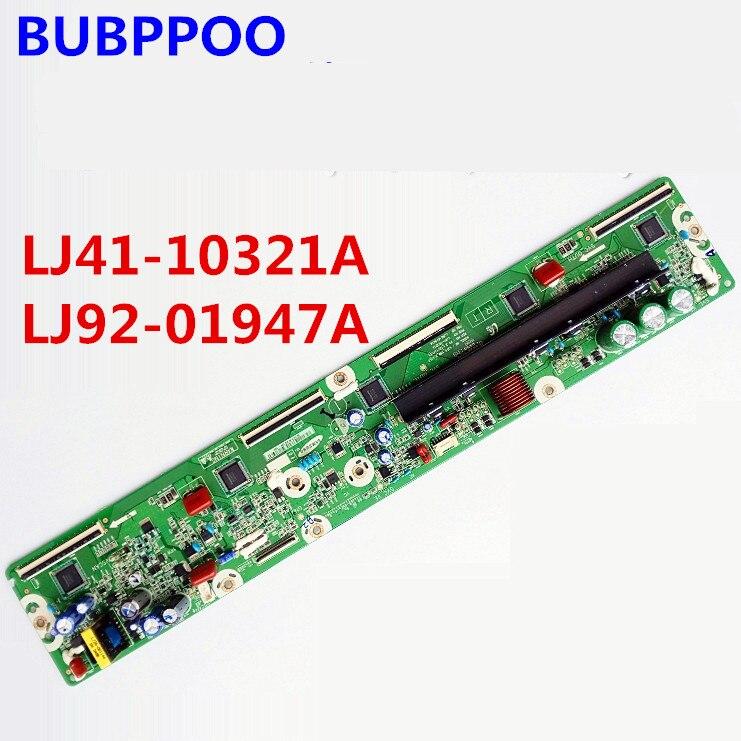 100 original for 5PS43F4000AR Y board LJ41 10321A LJ92 01947A buffer board