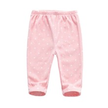 Baby Pants Spring autumn Kids Harem PP Trousers Cotton Knitted Boy Girl Toddler Leggings Newborn Infant Clothing