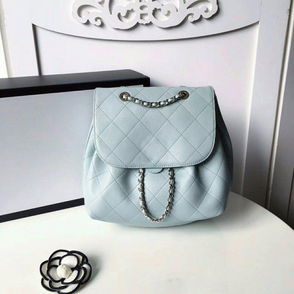 WG06381 модный роскошный рюкзак простой Портативный складной Европе дизайнер рюкзак Европе Бренд Взлетно посадочной полосы Чемодан сумка