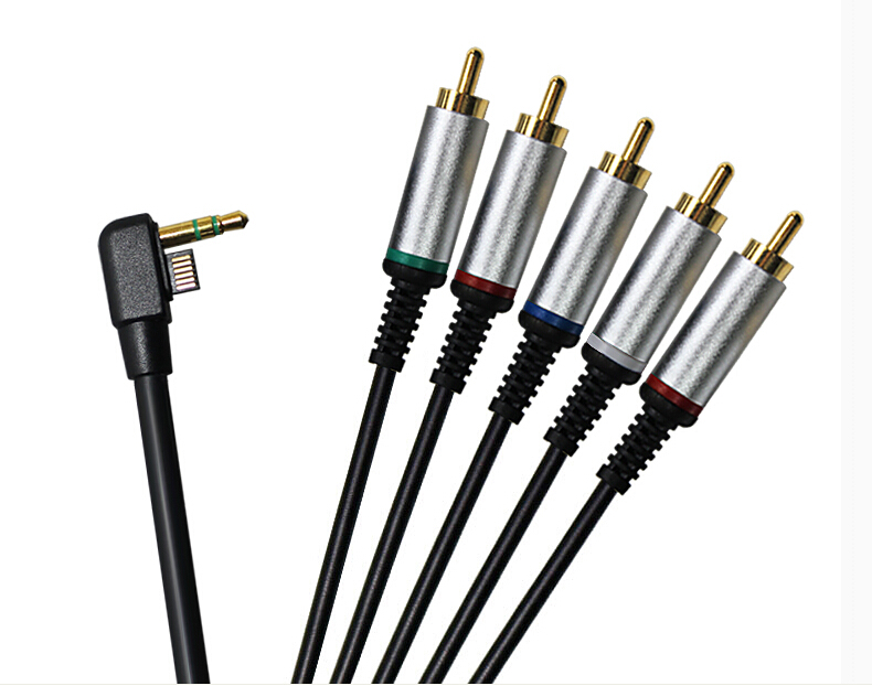 Game accessories TV HDTV Component AV VGA Audio Video