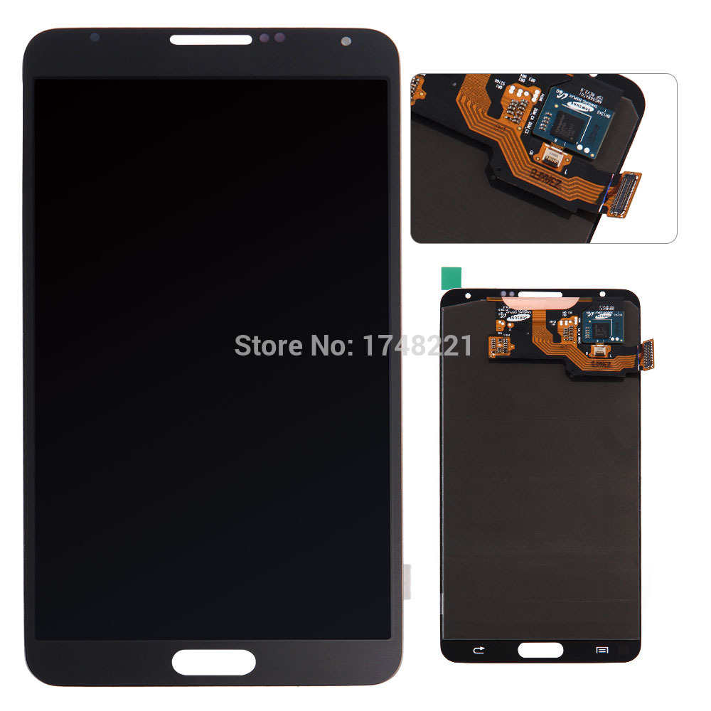 LCD + Touch Screen Digitizer for Samsung Galaxy Note 3 N900V N900A N900T with touch screen freeshipping