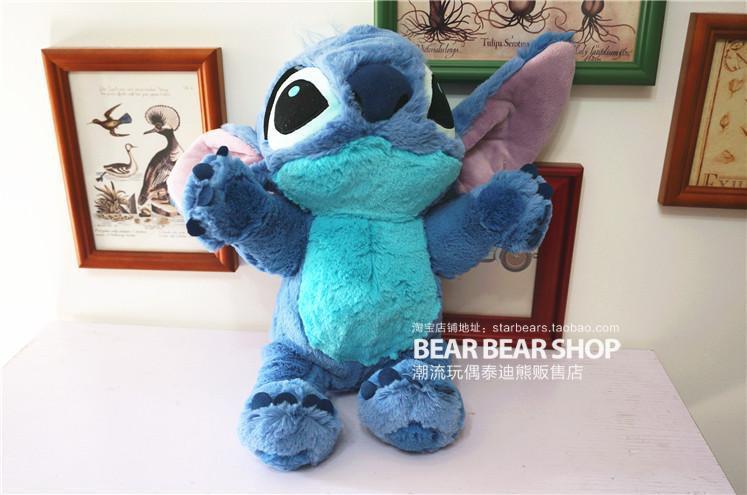 codice promozionale 76df0 9dfa2 Lilo & juguetes de felpa Stitch 40cm de peluche-in Cine y TV from ...