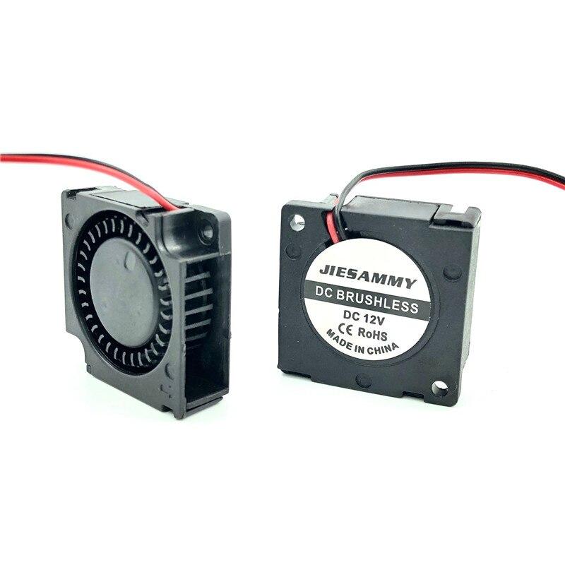3010 Silent 3cm Small Blower Fans 30mm X 30mm X 10mm 24V 12V 5V USB High Speed 7172RPM 30mm 3D Pritner Cooler Fan
