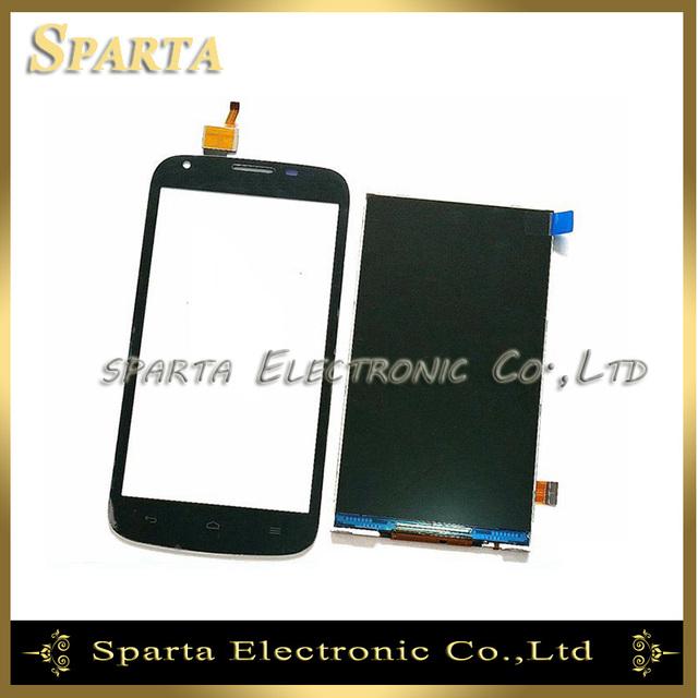 Para huawei y600 y600-t00 sensor display lcd substituição da tela do painel de toque digitador da tela