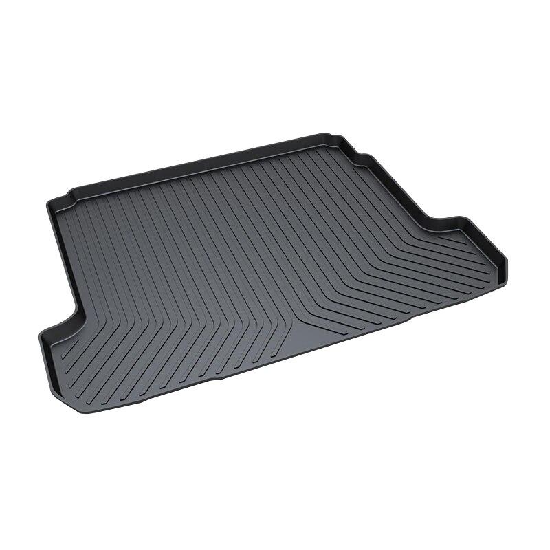 3D коврик для багажника Renault Fluence, водонепроницаемый автомобильный защитный ковер, автомобильные коврики, сохраняющие чистоту, аксессуары дл