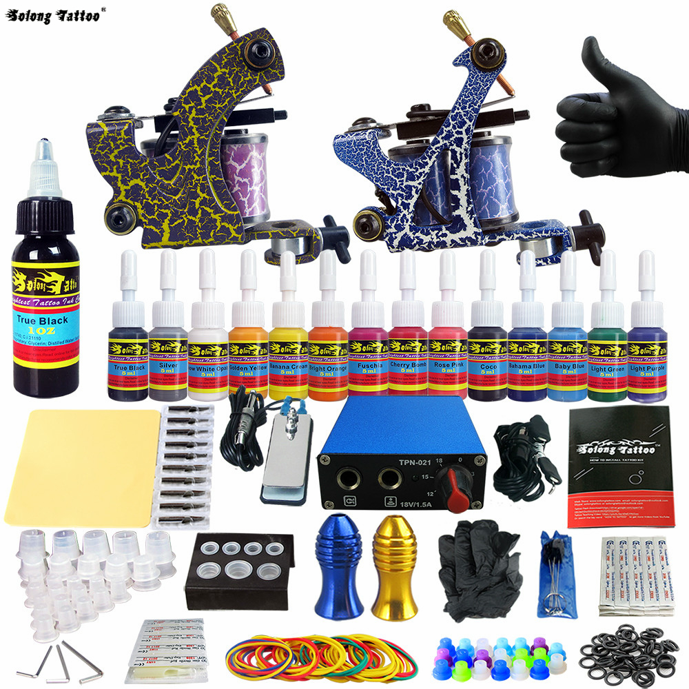 tattoo artist kit TK203-36