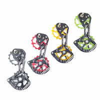 FOURIER Cycling Road ROLLER KIT derailleur cage RED/FORCE/RIVAL 11 speed Rear transmission guide wheel