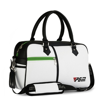 Special Price  PGM Golf Clothing Bag Travel Golf Bag PU Leather High Capacity Double Layer Golf Shoes Bags Handbags A959