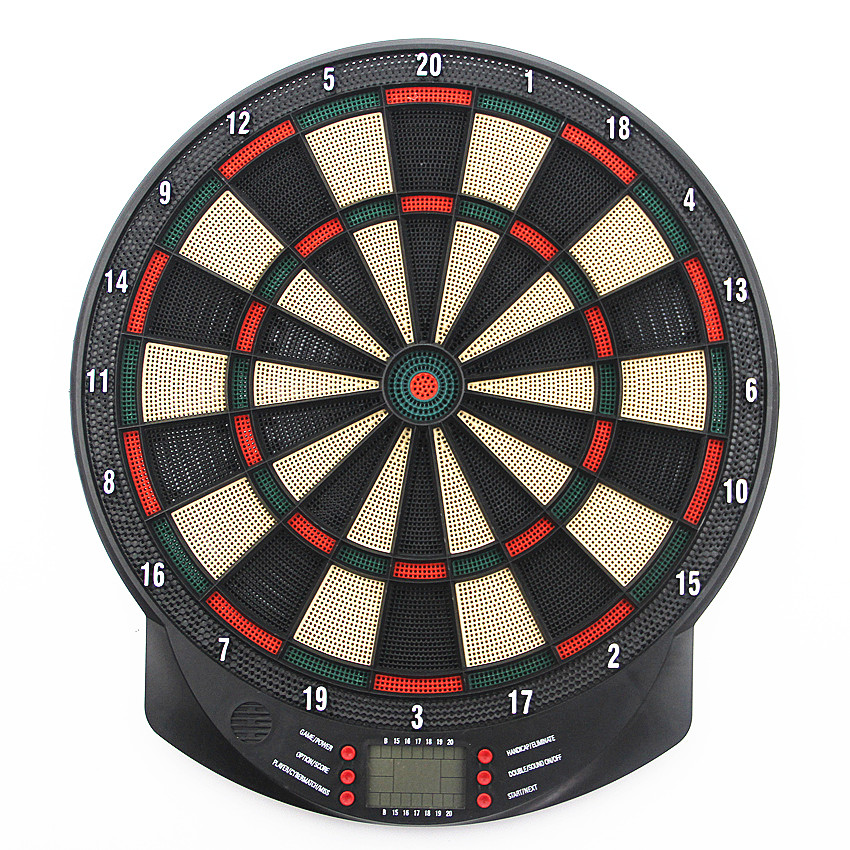 The Dart Board Set In Diameter of Adult&Children Indoor Security Exercises Needle Dart Target Entertainment