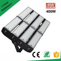 Промышленное освещение светодиодные лампы 50 Вт 100 Вт 200 Вт 300 Вт 500 Вт туннель свет Bridgelux 3030 чип светодиодные прожекторы AC85-277V Бесплатная доста...
