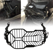 CNC Motorcycle Front Headlight Grille Guard Cover Protector For GSA BMW R1200GS R 1250 R1200 GS /LC /Adventure ADV 2004 - 2019 mtkracing for bmw r1200gs r 1200 gs adventure adv 2004 2012 motorcycle modification headlight grille guard cover protector