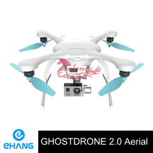 Original Ehang GHOSTDRONE 2.0 Aerial Drone,GPS RC Helicopter Quadcopter with 4K Sports Camera