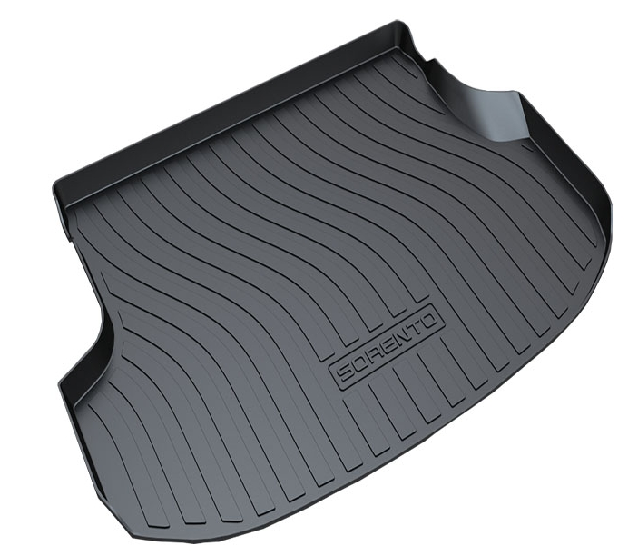 dedicated no odor carpets waterproof non slip durable rubber car trunk  mats for Newest KIA Sorento 5seats 5seats waterproof xpe material non slip full surrounded car floor mats for kia