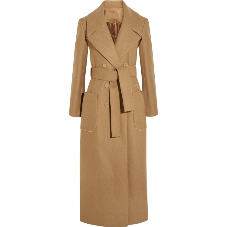 Popular Camel Trench Coat-Buy Cheap Camel Trench Coat lots from ...