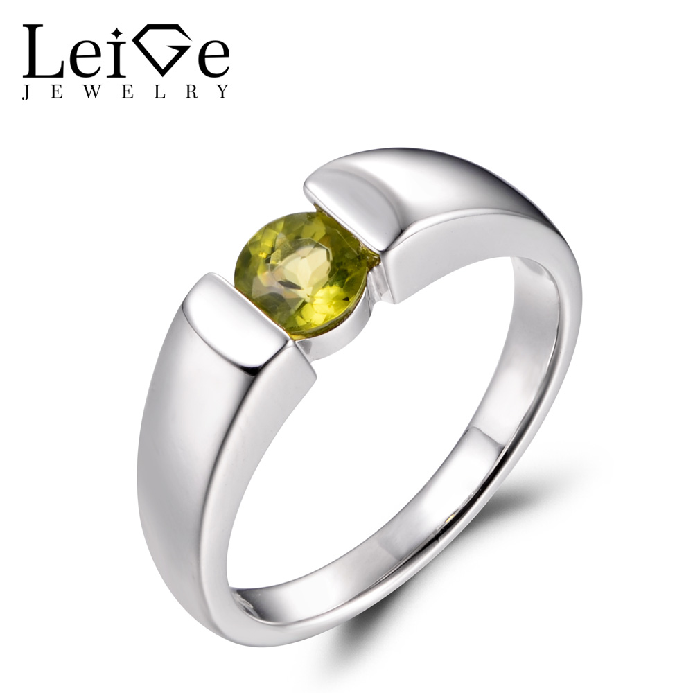 cut stacking products birthstone princess wedding band peridot stone rings ring august anniversary rare