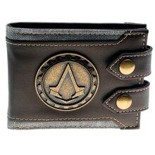 Juego wallet Men Wallet Small Vintage Wallet