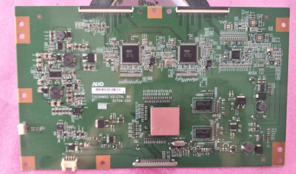 T315HW02 V3 CTRL BD 31T06-C03 Good Working Tested