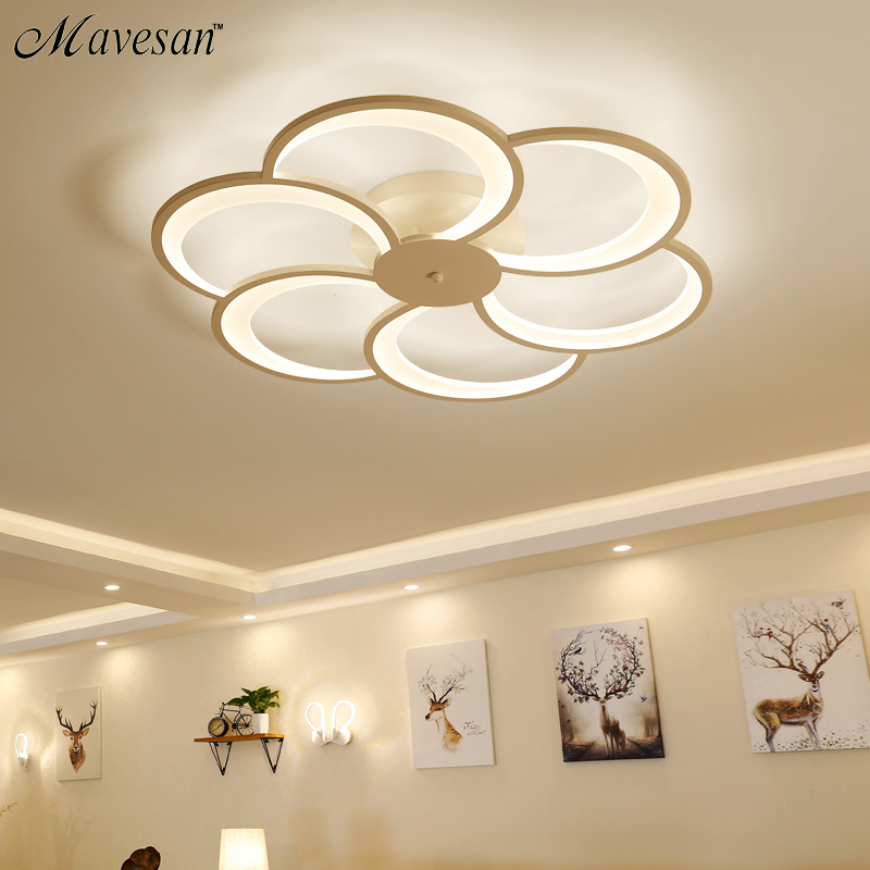 modern Art Acrylic LED Ceiling Lights Living Room ceiling lights bedroom Decorative lampshade Lamparas de techo modern simple black and white lines living room led acrylic ceiling lamp bedroom study ceiling light lamparas de techo luminaire