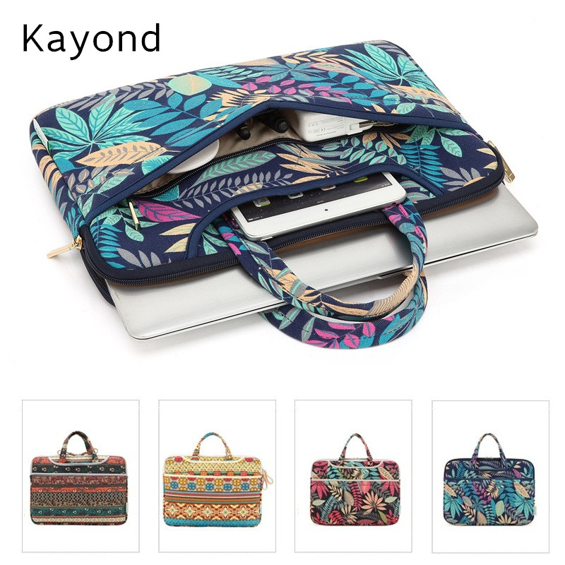 2018 Newest Brand Kayond Handbag For Laptop 11,12,13,14,15,15.6 inch, Sleeve Case Bag For MacBook Air Pro 13.3, Free Shipping ...