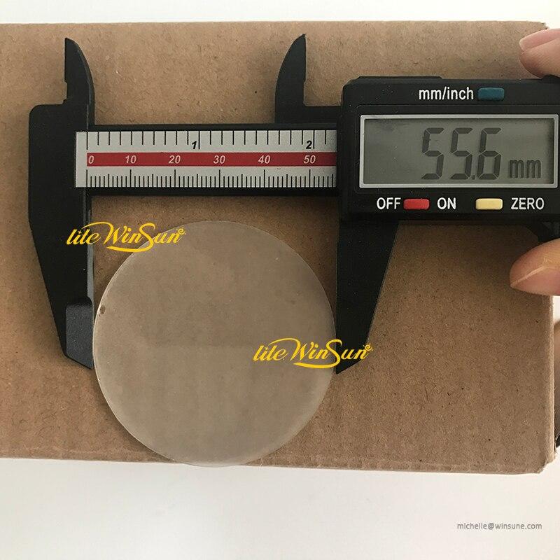 4 pces efeito de geada filtro 04