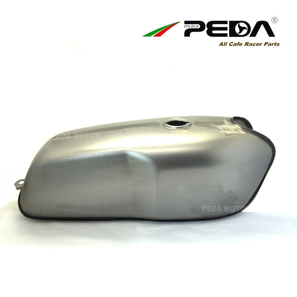 B6 PEDA Cafe Racer Tank 9L 2.4 Gallon Motorcycle Vintage Fuel Gas Can Retro Petrol Tanks For YAMAHA RD For HONDA for SUZUKI motorcycle rafe racer fuel gas cap petrol tank cover aluminum for ducati scrambler