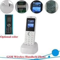 GSM 850/900/1800/1900 МГц беспроводные портативные телефон, GSM, GSM телефон для использования дома и в офисе, Поддержка 8 Страна язык.