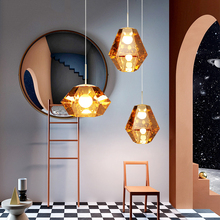 Nordic Modern Pendant Ceiling Lamps Iron LED Pendant Lights Pending Lighting Hanging Lamp Living Room Bedroom Light Fixtures цена и фото
