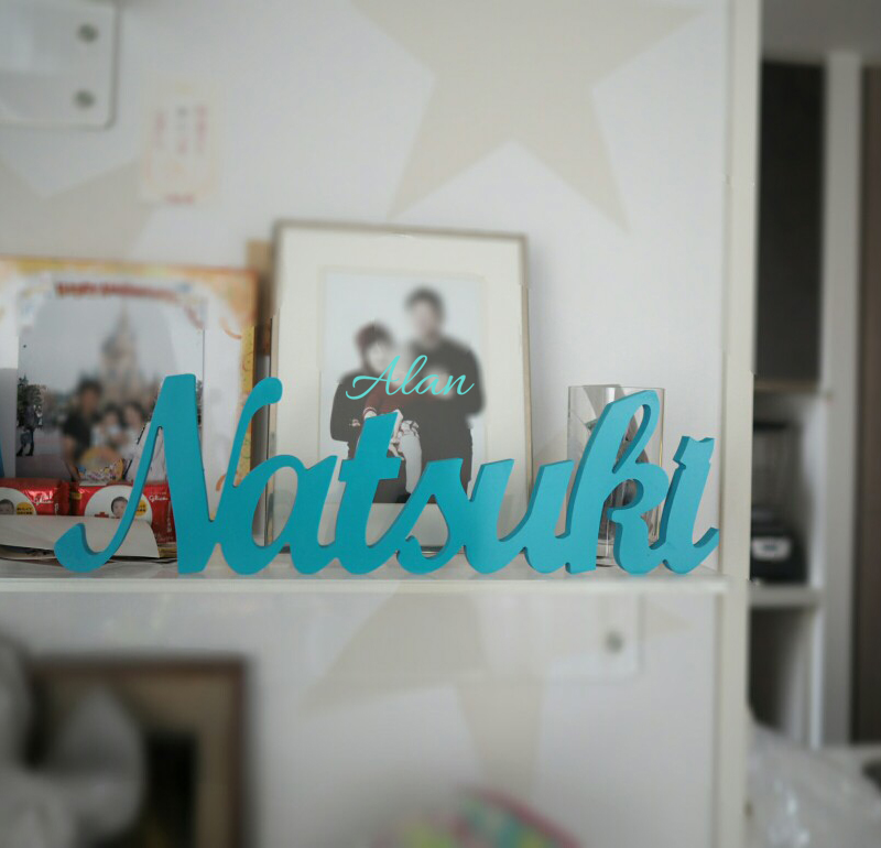 Custom Children S Personalized Wooden Name Signs Children
