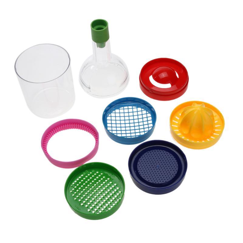 8 in 1 Kitchen Tool Set Multipurpose Kitchen Gadget Kitchen Tool Bottle L/&6