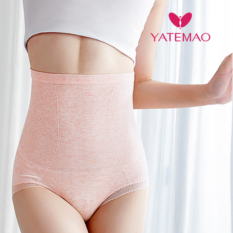 YATEMAO Waist Trainer Body Shaper High Waist Panty Underwears Hot Body Shapers Women Tummy Shaper Shapwear