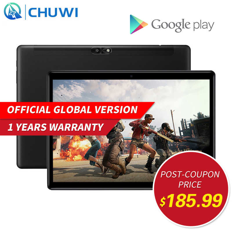 CHUWI Hi9 Air 10 1 inch Android 8 0 Tablet PC MT6797 X20 Deca Core 4GB RAM  64GB ROM Dual WIFI 4G LTE Tablet Phone Call GPS IPS