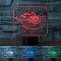 USB Gadget de Star Trek Luminaria Lâmpada Luz Da Noite 3D LED iluminação Legoe Star Wars Home Decor Cabeceira Nightlight para Criança meninos