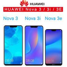 Dla Huawei Nova 3 wyświetlacz LCD ekran dotykowy PAR LX1 LX9 Nova 3i ekran LCD LX2 L21 Nova 3e wyświetlacz i LX3 L23 ekran Nova3 wymienić tanie tanio CN (pochodzenie) Pojemnościowy ekran 2160*1080 3 for Huawei Nova 3i LCD INE-LX2 HUAWEI P Smart+ Huawei Nova 3 Nova 3E