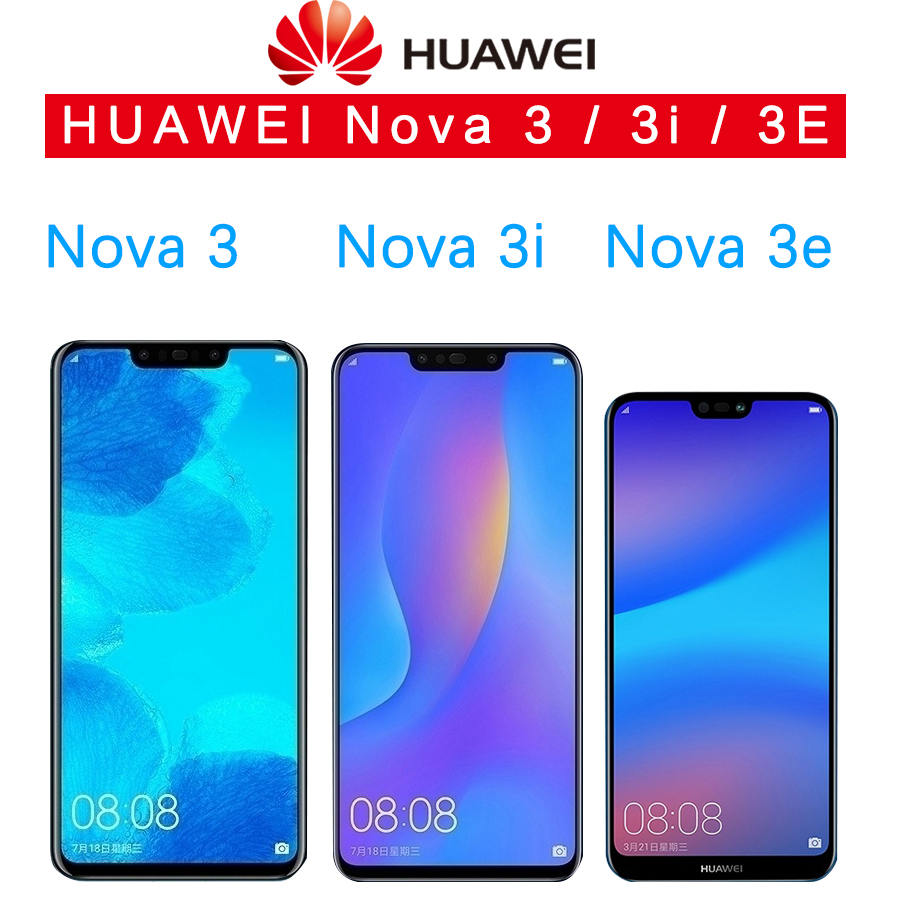 Huawei Nova 3 LCD Display Touch Screen PAR LX1 LX9 Nova 3i LCD INE LX2 L21 Nova 3e Display ANE LX3 L23 Screen Nova3 ReplacementHuawei Nova 3 LCD Display Touch Screen PAR LX1 LX9 Nova 3i LCD INE LX2 L21 Nova 3e Display ANE LX3 L23 Screen Nova3 Replacement