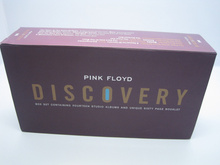 Discovery cd+book floyd collection sealed album complete pink box set