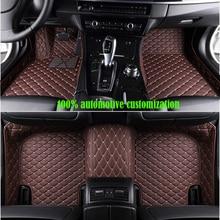 XWSN custom car floor mats for suzuki jimny ignis liana wagon r alto grand vitara swift SX4 floor mats for cars все цены