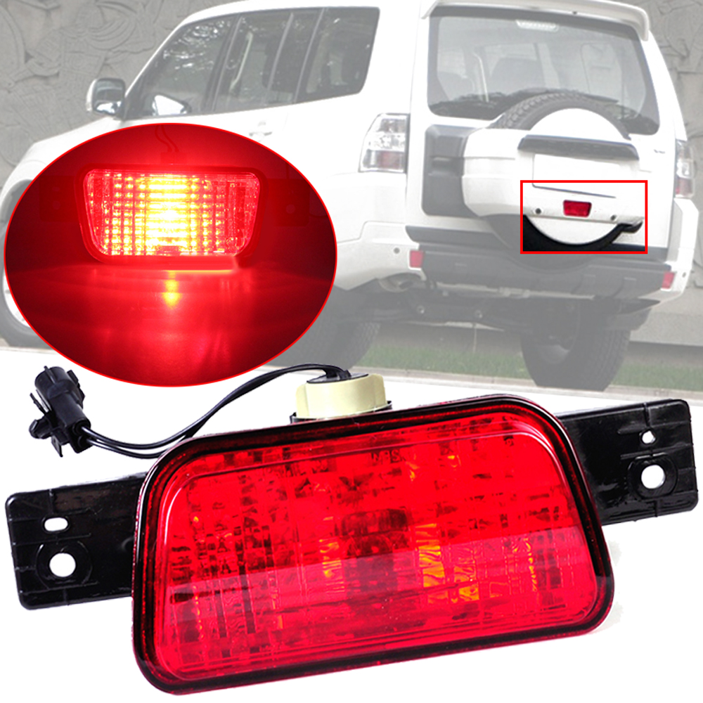 Replacement Accessories Cover 8337A089 Plastic Tail Rear Bumper Spare Lamp Fog Useful Durable