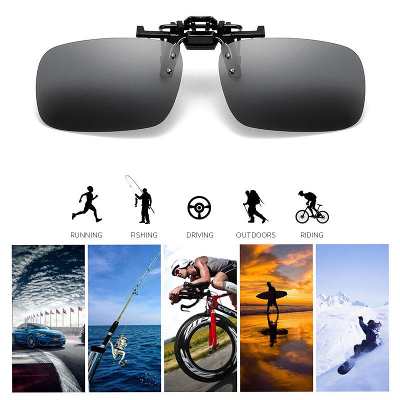 Riding&Hiking Eyewear Day/Night Vision Glasses 1