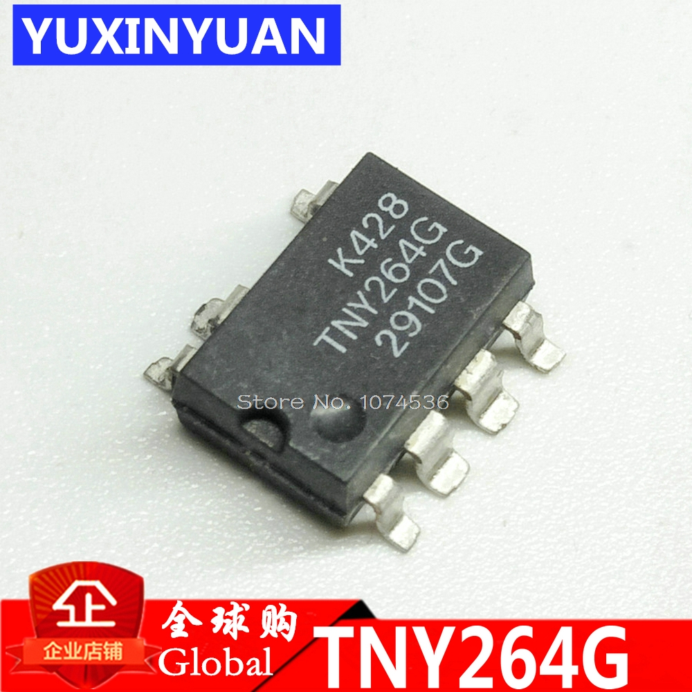 TNY264G TNY264 TNY264GN SOP7 New original authentic integrated circuit IC LCD chip electronic 10PCS/LOT