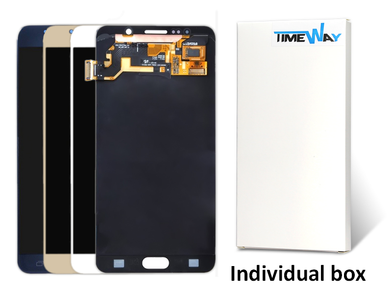 Alibaba china 5pcs 2015 New Sale Limited Rushed For Samsung Note 5 G9200 Lcd Touch Screen Digitizer Replacement Phone