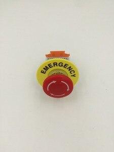 Image 3 - 赤いキノコキャップ1no 1nc dpst緊急停止押しボタンスイッチ交流660ボルト10aスイッチ機器リフトエレベーターラッチング自己ロック