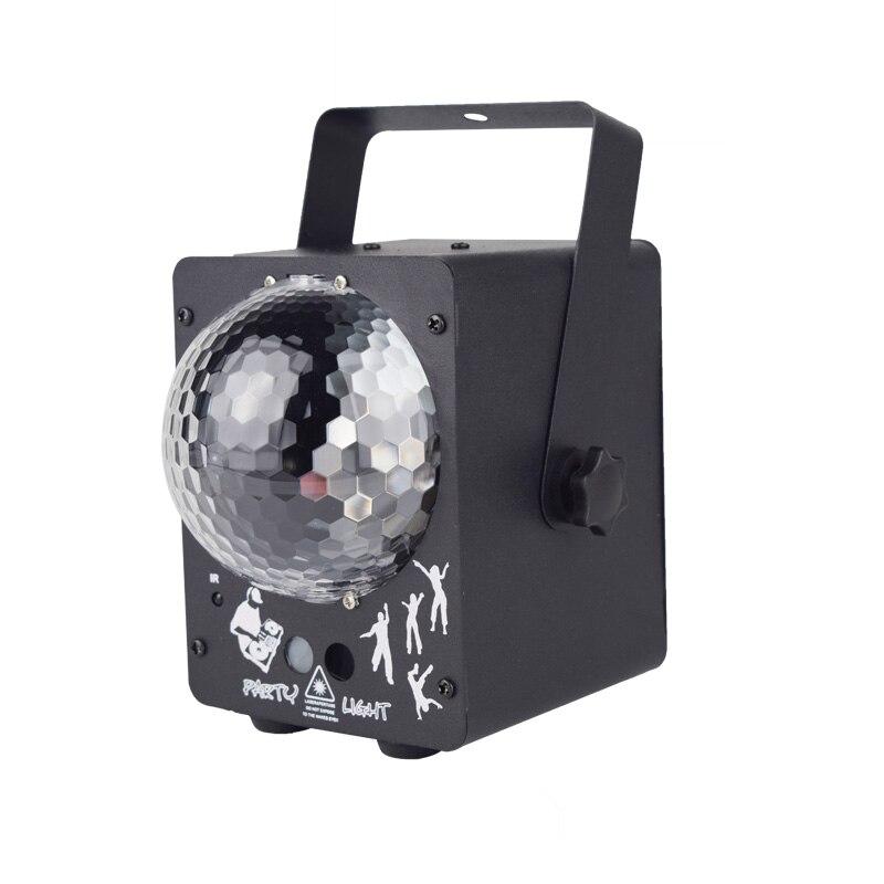 YSH Disco Laser lumière rvb projecteur fête lumières DJ effet d'éclairage à vendre LED pour la décoration de mariage à la maison - 6