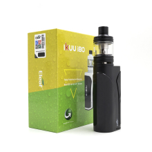 Electronic Cigarette Eleaf iKuu i80 Kit 80w HUGE VAPOR vape mod 3000mah battery with 4.5ml Melo 4 Atomizer 0.3ohm 0.5ohm coil