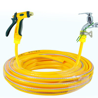 16FT 82FT Garden Water hose with Garden Water Expandable Magic Flexible Wate Hose Plastic Hoses Pipe With Spray Gun To Watering